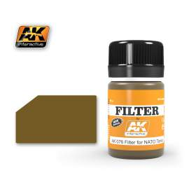 Filter For Nato Tanks