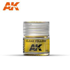 AK Real Color - Clear Yellow
