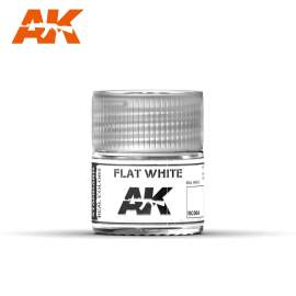 AK Real Color - Flat White (matt fehér)