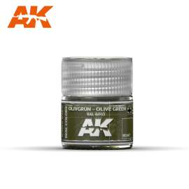 AK Real Color - Olivgrün-Olive Green RAL 6003