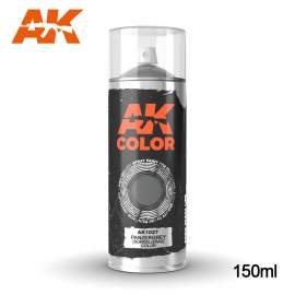 Panzergrey (Dunkelgrau) color - Spray 150ml