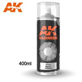Matt Varnish - Spray 400ml