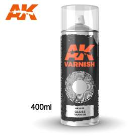 Gloss Varnish - Spray 400ml