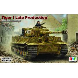 Ryefield model 1:35 German Tiger I Late Production