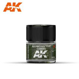 AII Green 10ml