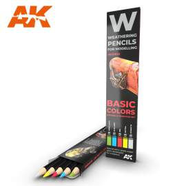 BASICS pencil set