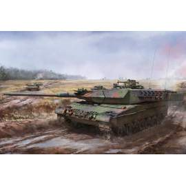 Border Model 1:35 Leopard 2 A5/A6 3 in1