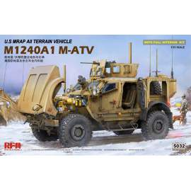 Ryefield model 1:35 M-ATV (MRAP All terrain vehicle) M1024A1