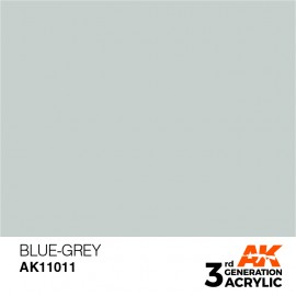 Acrylics 3rd generation Blue-Grey 17ml