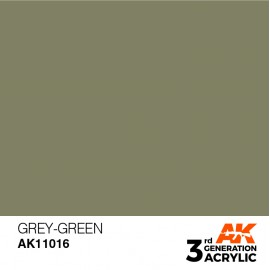 Acrylics 3rd generation Grey-Green 17ml