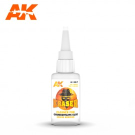 AK Interactive eraser – Cleaner for cyanoacrylate glue excess remover