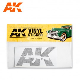 Vinyl Sticker Black