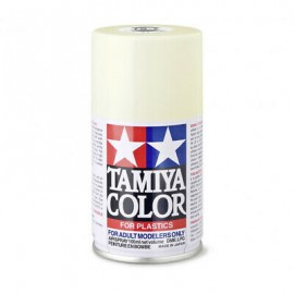 Tamiya Spray TS-7 Racing White