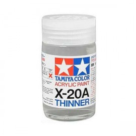 Tamiya Thinner X-20A (46ml)