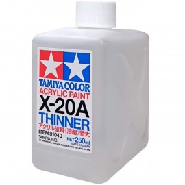 Tamiya Thinner X-20A (250 ml)