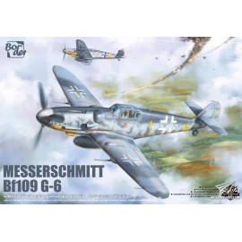 Border Model 1:35 Messerschmitt BF109G-6