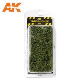 AK Interactive 1:35 Summer dark green shrubberies