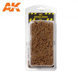 AK Interactive 1:35 Autumn brown shrubberies