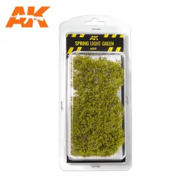 AK Interactive 1:35 Spring light green shrubberies